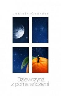 Dziewczyna z pomarańczami - okładka książki
