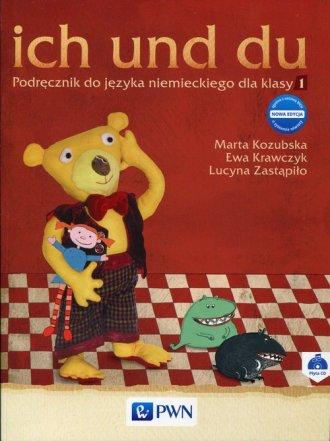 ich und du. Język niemiecki. Klasa - okładka podręcznika