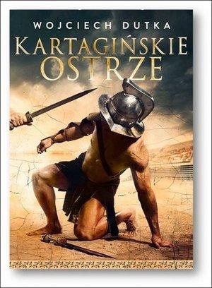Kartagińskie ostrze - okładka książki