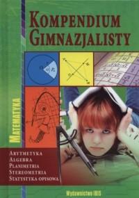 Kompendium gimnazjalisty. Matematyka - okładka podręcznika