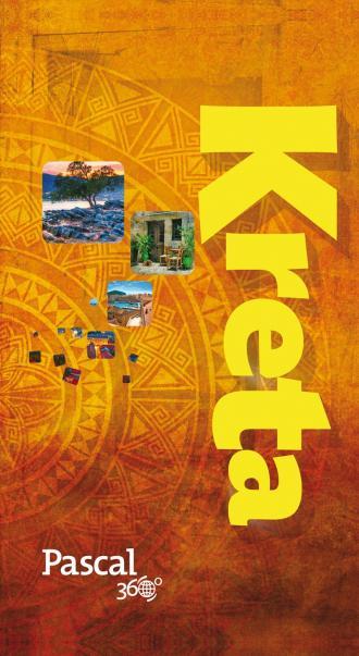Kreta. Pascal 360 stopni - okładka książki