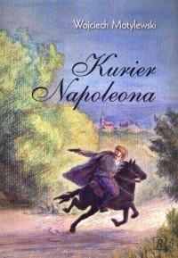 Kurier Napoleona - okładka książki