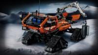 Łazik arktyczny - zdjęcie zabawki, gry