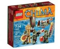 LEGO Chima. Plemię krokodyli - zdjęcie zabawki, gry