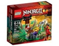 LEGO Ninjago. Pułapka w dżungli - zdjęcie zabawki, gry