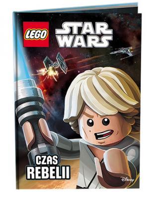 LEGO Star Wars. Czas Rebelii - okładka książki
