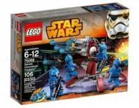 LEGO Star Wars. Komandosi Senatu - zdjęcie zabawki, gry