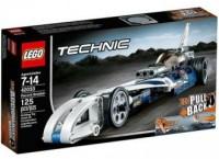 LEGO Technic. Błyskawica - zdjęcie zabawki, gry