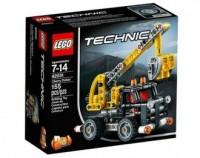 LEGO Technic. Ciężarówka z wysięgnikiem - zdjęcie zabawki, gry