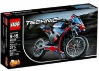 LEGO Technic. Miejski motocykl - zdjęcie zabawki, gry