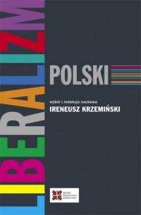 Liberalizm polski - okładka książki