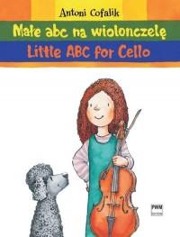 Małe ABC na wiolonczelę - okładka książki