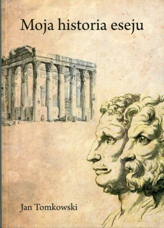Moja historia eseju - okładka książki