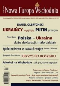 Nowa Europa Wschodnia 2/2015 - okładka książki