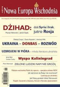 Nowa Europa Wschodnia 6/2014 - okładka książki