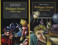 Philippe Gratin i Maja naga / Philippe Gratin i Straż nocna. PAKIET - okładka książki