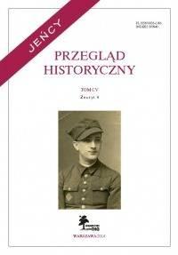 Przegląd Historyczny. Tom CV. Zeszyt 4 / 2014 - okładka książki