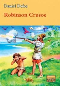 Robinson Crusoe - okładka książki