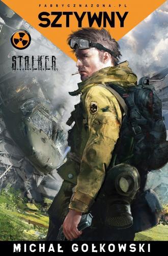 S.T.A.L.K.E.R. Sztywny - okładka książki