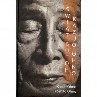 Świat butoh Kazuo Ohno - okładka książki