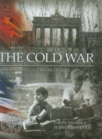 The Cold War. A Short History of a World Divided - okładka książki