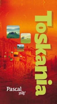 Toskania. Pascal 360 stopni - okładka książki