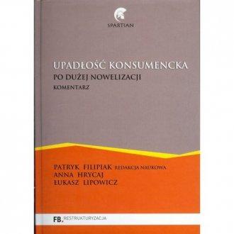 Upadłość konsumencka po dużej nowelizacji. - okładka książki