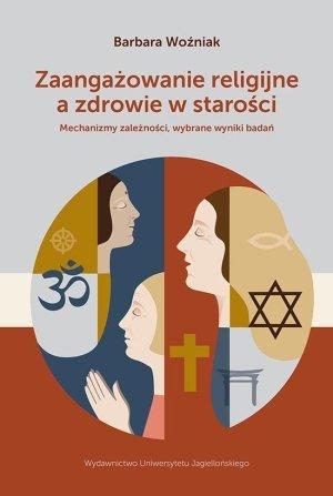 Zaangażowanie religijne a zdrowie - okładka książki