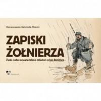Zapiski żołnierza - okładka książki