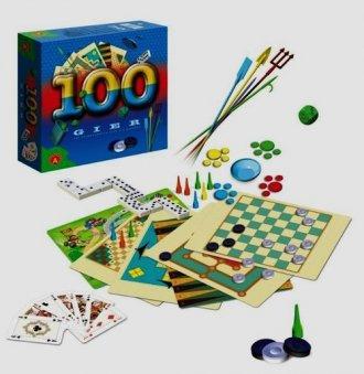100 gier - zdjęcie zabawki, gry