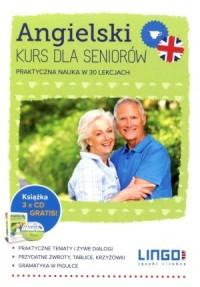 Angielski. Kurs dla seniorów. Pakiet - pudełko programu