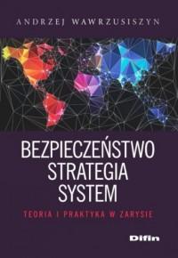 Bezpieczeństwo, strategia, system. Teoria i praktyka w zarysie - okładka książki