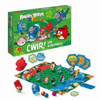 Ćwir. Angry birds Rio - zdjęcie zabawki, gry