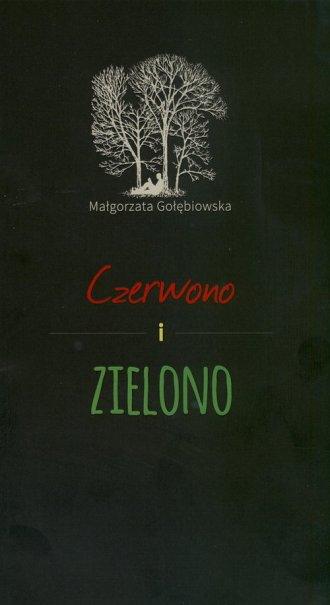 Czerwono i zielono - okładka książki
