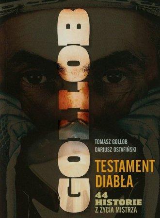 Gollob. Testament Diabła - okładka książki