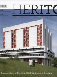Herito 1718. Socmodernizm w architekturze - okładka książki
