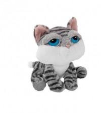Kot szary pręgowany Jasmine (23 cm) - zdjęcie zabawki, gry