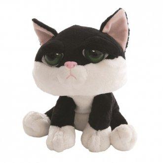 Kotek czarno-biały Domino (23 cm) - zdjęcie zabawki, gry