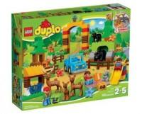 LEGO Duplo. Leśny park - zdjęcie zabawki, gry