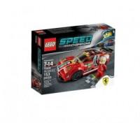 LEGO Speed Champions. 458 Italia - zdjęcie zabawki, gry