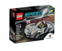 LEGO Speed Champions. Porsche 918 - zdjęcie zabawki, gry