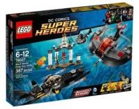 LEGO Super Heroes. Atak Czarnej - zdjęcie zabawki, gry