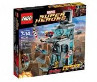 LEGO Super Heroes. Atak na wieżę - zdjęcie zabawki, gry