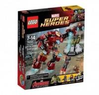LEGO Super Heroes. Hulk Buster - zdjęcie zabawki, gry