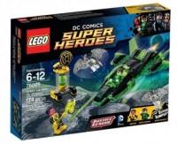 LEGO Super Heroes. Zielona Latarnia - zdjęcie zabawki, gry