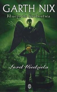 Lord Niedziela - okładka książki