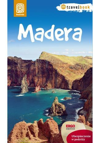 Madera. Travelbook - okładka książki