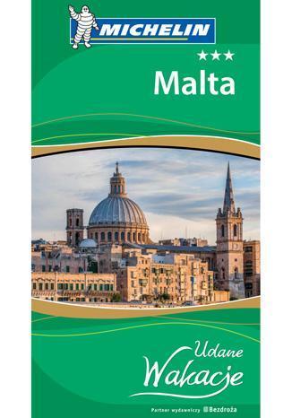 Malta. Udane wakacje - okładka książki