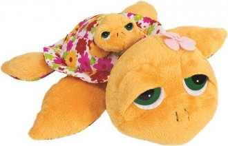 Mama i dziecko słoneczny żółwik - zdjęcie zabawki, gry