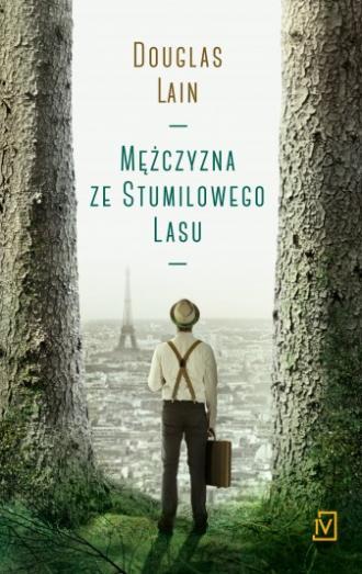 Mężczyzna ze Stumilowego Lasu - okładka książki